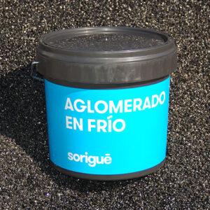 Aglomerado Asfaltico En Frio Tapa baches (25kg)