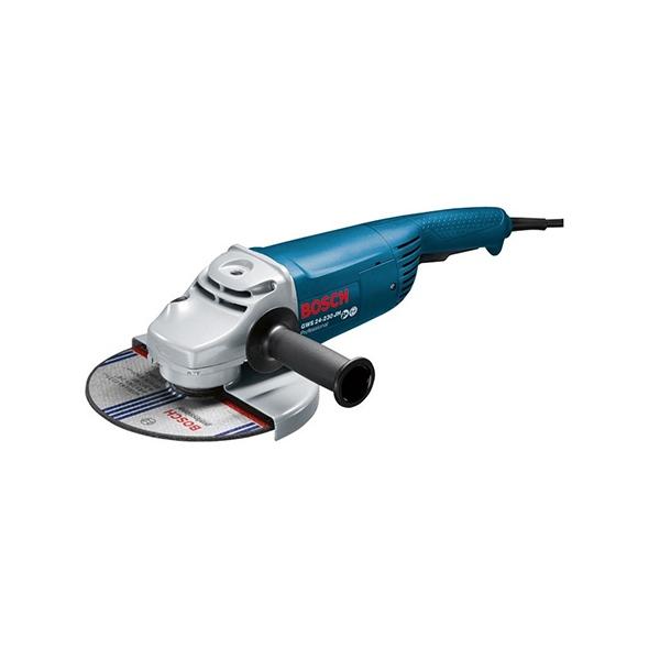 Amoladora Bosch Gws 22-230 J H 2200w Arr. Suave, Prot. Rearranque, Int. Tri-Control