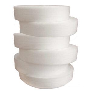 Aislante Acústico Fonpex Etafoam 3mm Bobina De 150cmts. X 180mts (270 M/2)