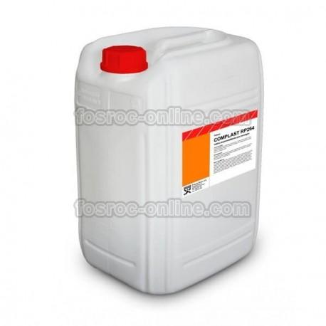 Aditivo Retardante De Fraguado Y Reductor De Agua Conplast Rp264 Garrafa 30 Kg