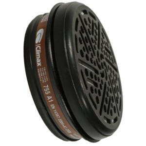 Filtro Mascara Clímax Buco Nasal Para 745/755/756. Polvo/ Partículas Humos Nieblas P3 Unidad