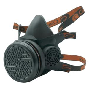 Mascara Buco Nasal Caucho Termoplast. Ref 745p3 Con Filtro P3r Incluido