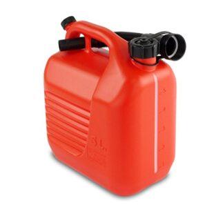 Bidón Plástico 20 lt Homologado Transporte Combustible Con Cánula Bott