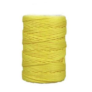 Cuerda Linea 100m 2mm Amarillo 8842 Rombull