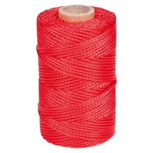 Cuerda Linea 50m 2mm Rojo