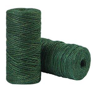 Cuerda Linea 50m 2mm Verde
