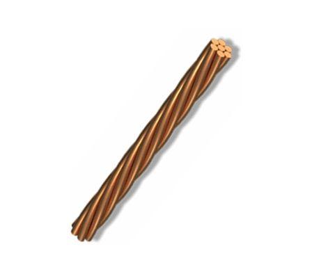 Cable Cobre Desnudo 35mm2 ( kg ) *