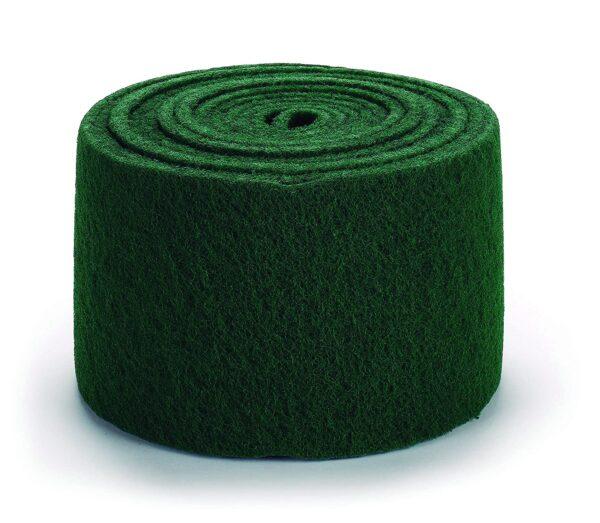 Estropajo Fibra Verde Rollo 15mts