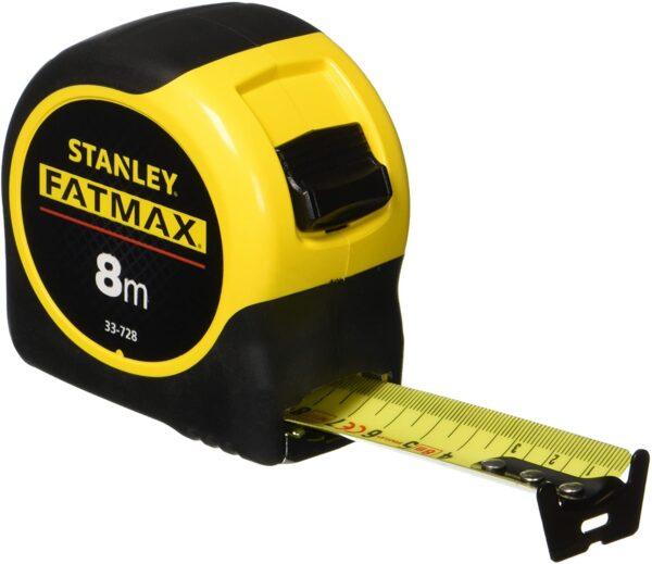 Flexometro 8mts 32mm Fatmax Bimaterial 33728