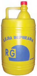 Lejía Garrafa RG 5L