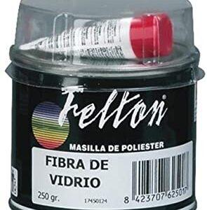 Masilla Poliéster Fibra Vidrio 250gr