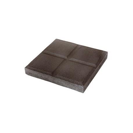 Panot 4 Pastillas 20x20x4,0cm Gris (15 m2) * CP