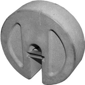 Separador Hormigón Muro Pantalla Recub. 70mm Liso Varilla 12/16mm r-70/50 C/Clip Saca 475 ud