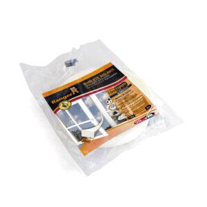 Burlete Espuma Autoadhesivo ( Lechada Anti Lagrimeo Encofrados )25mmx6mm rollo 10m/l