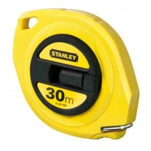 Cinta Métrica Acero 30mts Long Tape Stanley