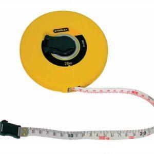 Cinta Métrica Fibra Vidrio 30mts Long tape Stanley