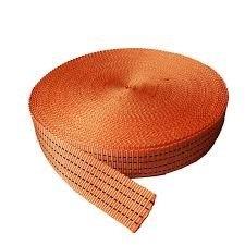 Cinta Poliéster Naranja Para Ratchet Carraca 50mm 100mts 5000kg ci-931