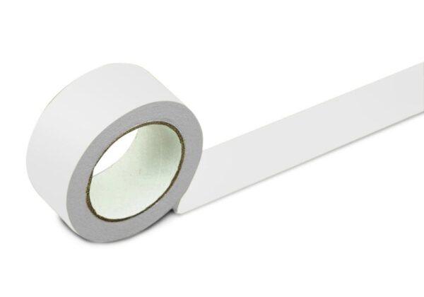 cinta senalizacion vial blanca adhesiva