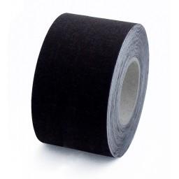 cinta senalizacion vial negra adhesiva