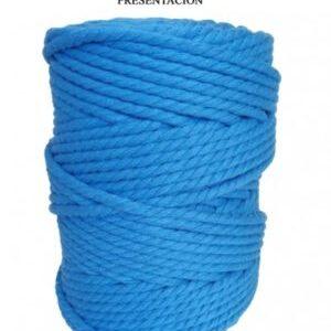 Cuerda Linea 50m 2mm azul