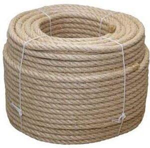 Cuerda Sisal 18mm Rollo 50mts