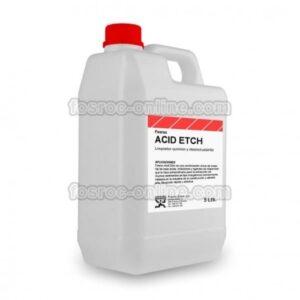 Desincrustante Fosroc Acid Etch (5kg)