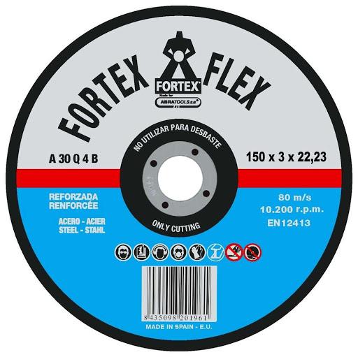 disco corte acero a30q4b