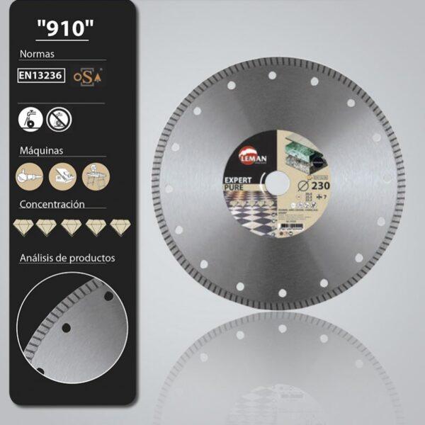 disco diamante 910