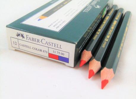 lapiz faber castell 873 bicolor