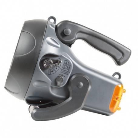 linterna recargable foco led spotlight 850