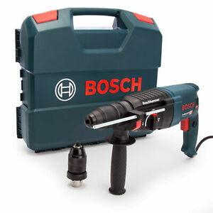Martillo Bosch Gbh226f 2.7kg 830w Sds-Plus Mixto + Portab. Intercambiable