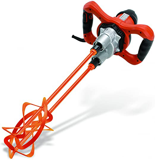 Mezclador Mortero Rubimix- 9 Dúplex 1350w 0-480 Rpm 6.8kg