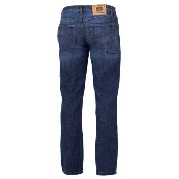 pantalon issa stretch jeans 8025 trasera