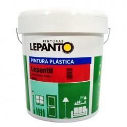 Pintura Plástica Blanca Lepantil 25kg Int/Ext