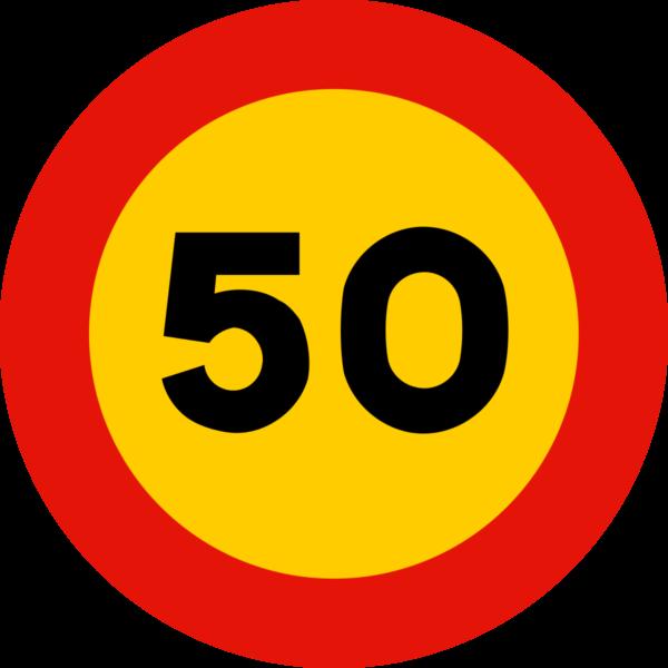 señal tr301 50