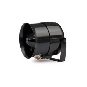 Sirena 12v 40w Doble Tono Fijación Magnética Opcional