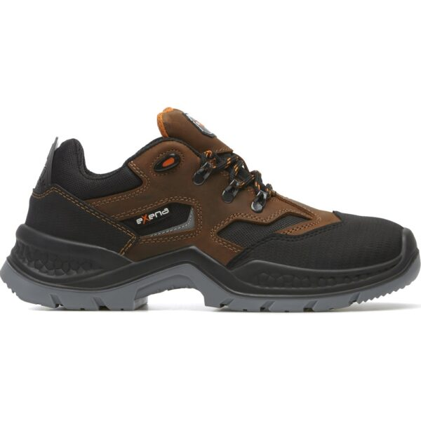 Zapato Seguridad Sumatra S3 Hidrofugo Transpirable Free Metal S3