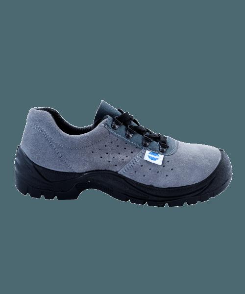 Zapato Seguridad Serraje Perforado 1027 S1p Src Bi-Densidad P+P