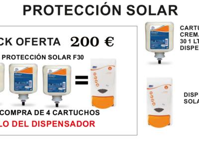 Protección Solar ¡¡Oferta verano 2020¡¡