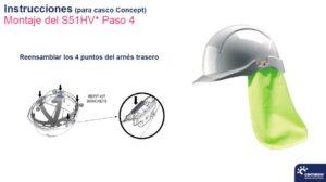 PROTECTOR CASCO 4