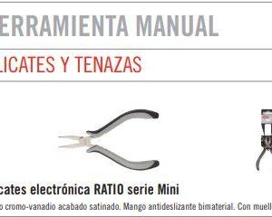electrónica serie mini