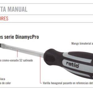 destornilladores serie DynamicPro