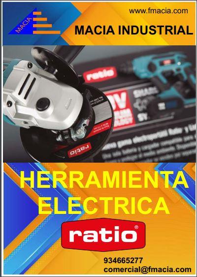 HERRAMIENTA ELECTRICA