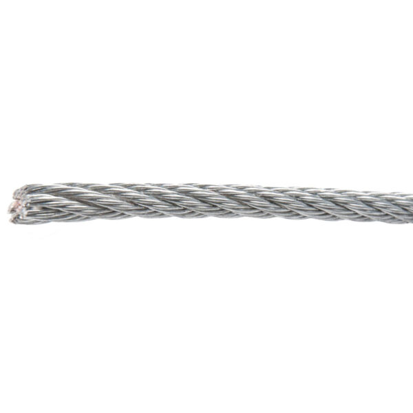 CABLE ACERO GALVANIZADO 5MM X 100M.
