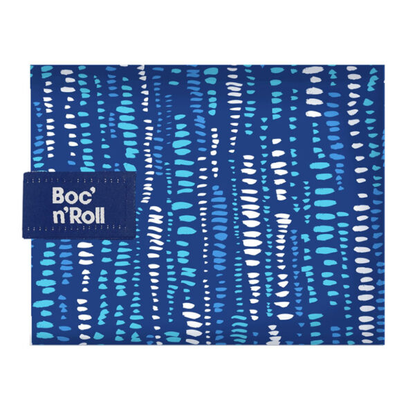 BOC'N ROLL ESSENTIAL BLUE MARINE 30X40CM