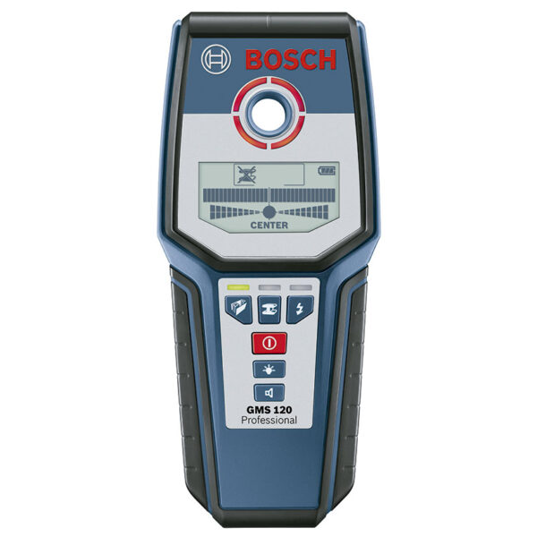DETECTOR DIGITAL GMS 120 PROFESSIONAL