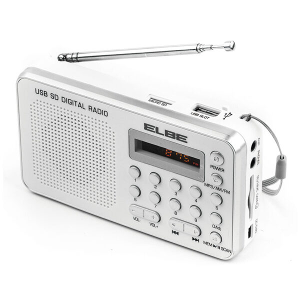 RADIO DIGITAL FM ELBE RF-49-USB