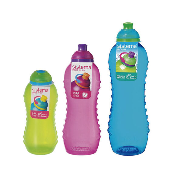 BOTELLA PP LUNCH SQUEEZE 0,62 LT. PENGO