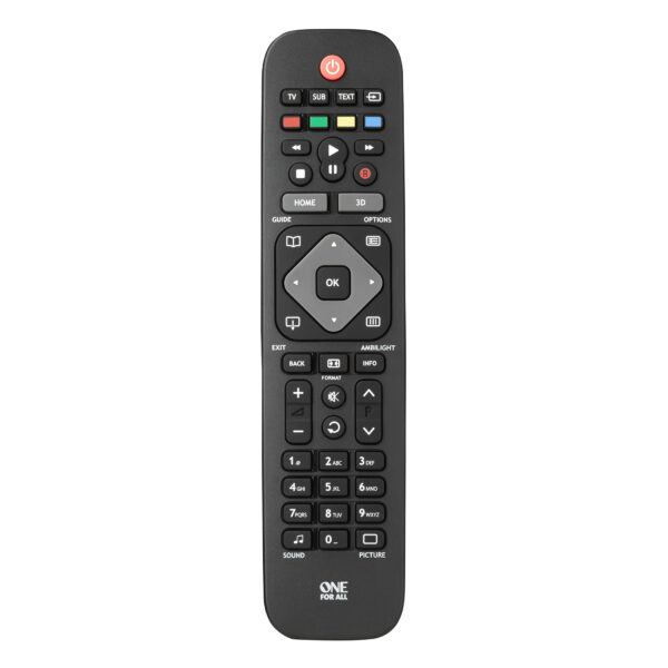 MANDO DISTANCIA TV PHILLIPS ONE FOR ALL