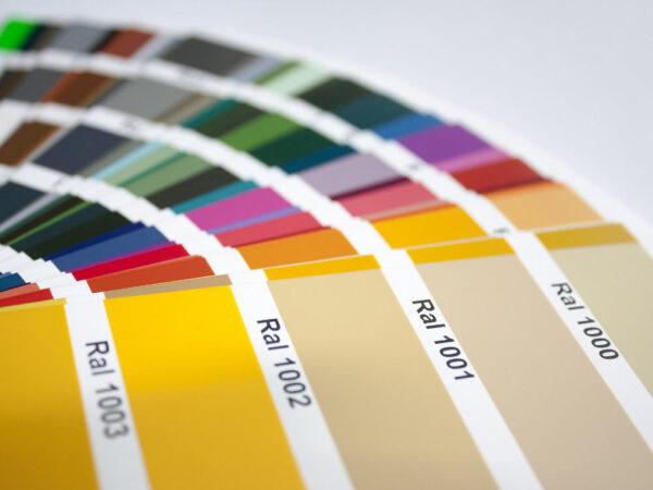 Colores-RAL